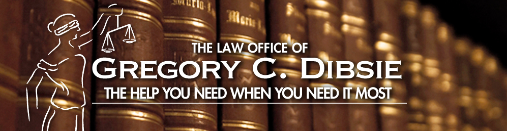 The Law Office of Gregory C. Dibsie